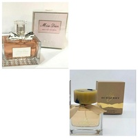 Used Miss Dior & My Burberry 2pcs set new in Dubai, UAE