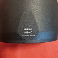 Used Nikon Hood + Lense Cap in Dubai, UAE