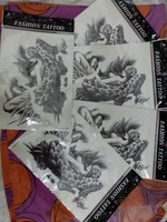Used WATERPROOF TATTOO in Dubai, UAE