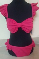 Used Juicy Couture pink swimwear in Dubai, UAE