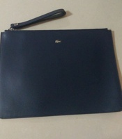 Used Lacoste leather wristlet in Dubai, UAE
