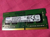 Used ddr4 for laptop 4gb 1pc in Dubai, UAE