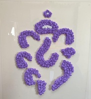Used Lord Ganesh-Artificial flowers decorated in Dubai, UAE