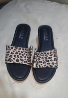 Used Ladies sandals shoes 39 size brand new in Dubai, UAE