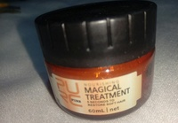 Used Magic hair treatmnt to restore soft hair in Dubai, UAE