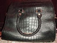Used Handbag ( brand name : nose ) in Dubai, UAE