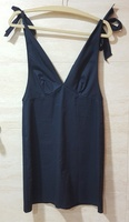 Used Zara navy dress size S in Dubai, UAE