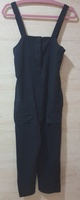 Used Zara jumpsuit for women size S in Dubai, UAE