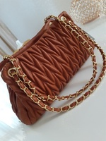 Used Stylish leather bag in Dubai, UAE