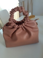 Used Stylish pink bag in Dubai, UAE