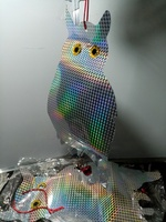 Used Owl reflective bird in Dubai, UAE