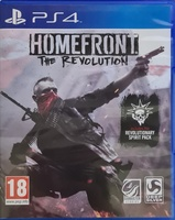 Used Homefront The Revolution (PS4) in Dubai, UAE