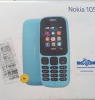 Used NOKIA MOBILE 105 NEW ORIGINAL in Dubai, UAE