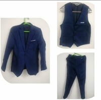 Used Mens 3 pieces Suit NEW in Dubai, UAE