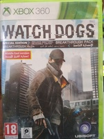 Used Watch dogs for Xbox 360 in Dubai, UAE