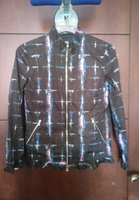 Used Nicely stitched ladies shirt small New in Dubai, UAE