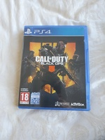 Used Cod Black ops 4 for ps4 in Dubai, UAE