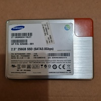 Used Samsung 256GB SSD Used in Dubai, UAE