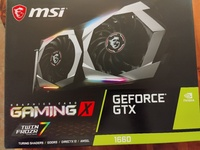 Used MSI GTX 1660 gaming X in Dubai, UAE