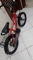 Used kids bicycle +free scooter in Dubai, UAE