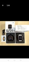 Used SERIES 6 APPLE SMARTWATCH W26 PLUS NEW in Dubai, UAE