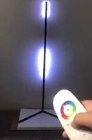 Used Multicolored led light with remote in Dubai, UAE