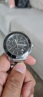 Used Tag heuer black dial watch in Dubai, UAE
