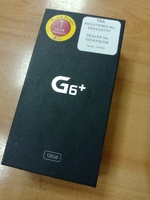 Used LG G6 plus 125gb Blue in Dubai, UAE