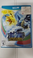 Used Wii U Pokken game in Dubai, UAE