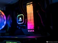 Used Corsair RGB 2x8 16GB RAM in Dubai, UAE