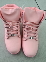 Used Brand new cute high neck pink shoes in Dubai, UAE
