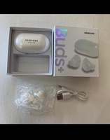 Used SAMSUNG BUDS+ WHITE/BLACK AVAILABLE ♥️🌟 in Dubai, UAE