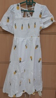 Used Pineapple fashioned dress for her ! in Dubai, UAE
