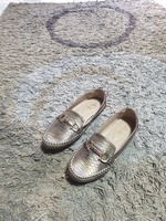 Used Made in Turkey slip on shoes size 41 in Dubai, UAE