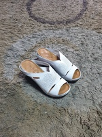 Used Leather sandals very comfortable size 36 in Dubai, UAE