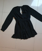 Used Black romper in Dubai, UAE