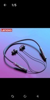 Used HEADPHONES LENOVO GRAB NOW in Dubai, UAE