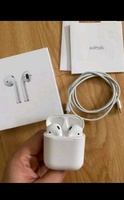 Used APPLE AIRPODS GEN2 WIRELESS NEW ♥️🏷️ in Dubai, UAE