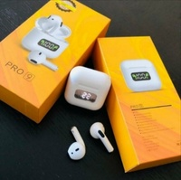 Used Pro 9 WIRELESS AIRPOD spl deals in Dubai, UAE