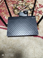Used Asus dual band router in Dubai, UAE