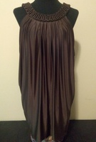 Used BCBG Maxazria brown dress in Dubai, UAE