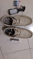 Used Woodlend suede mens shoe size 43 in Dubai, UAE