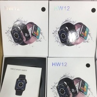 Used HW12 PREMIUM ORIGINAL SMARTWATCH ♥️📢 in Dubai, UAE