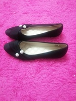 Used Women Shoes Loafer Crystal Ball size 37 in Dubai, UAE