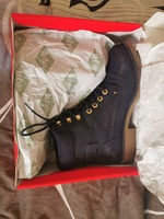 Used Lee Cooper Lace-Up Outdoor Boots in Dubai, UAE