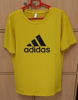 Used Adidas t shirt for him in L size ! in Dubai, UAE