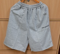 Used Short with pockets for him in silver ! in Dubai, UAE