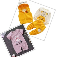 Used Brand new babies 3 pcs winter set+romper in Dubai, UAE