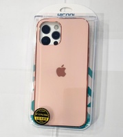 Used hicool case iphone 12 series (rosegold) in Dubai, UAE
