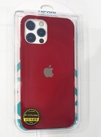 Used hicool case for iphone 12 series (red) in Dubai, UAE